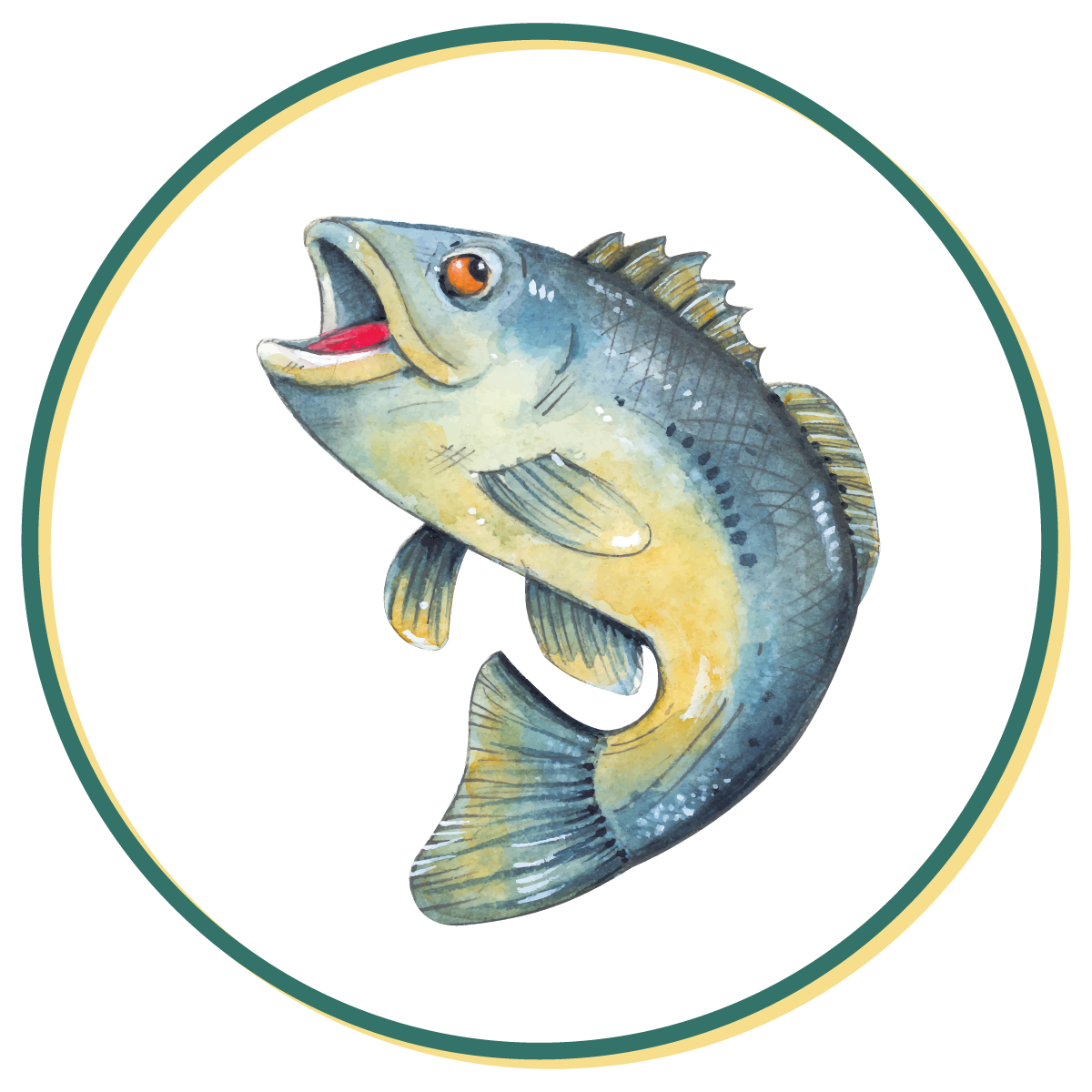 Black Bass Logo