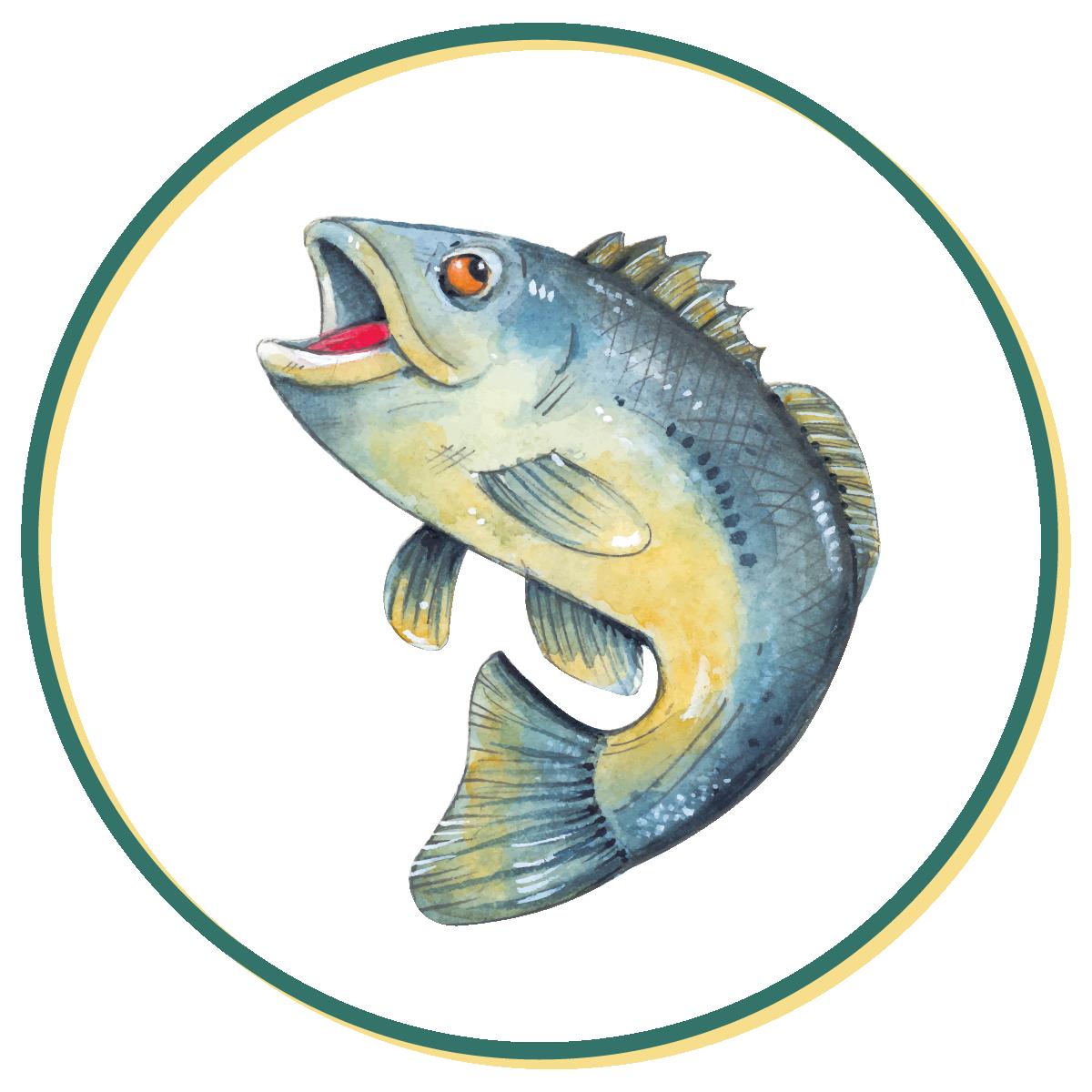 Black Bass Logo